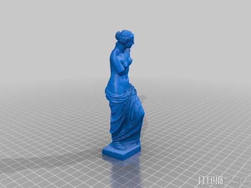 维纳斯 3D模型  图9