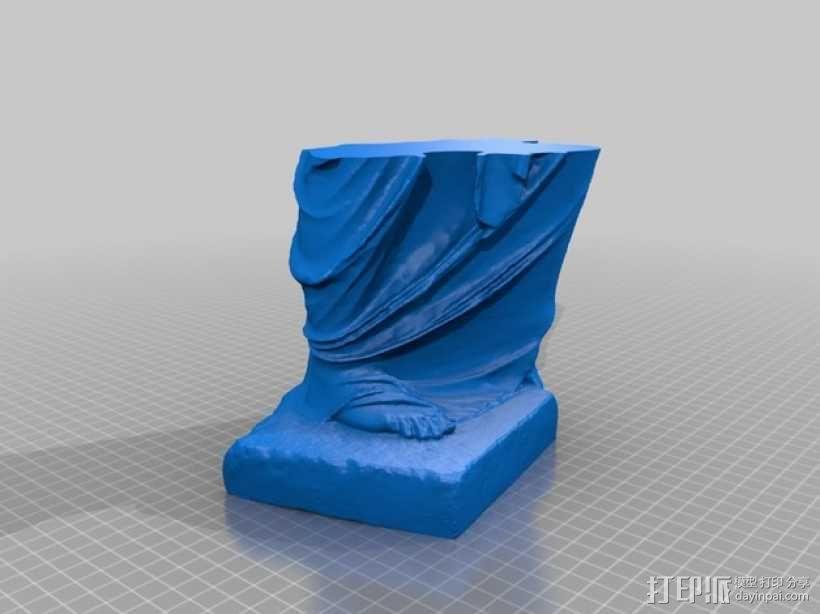 维纳斯 3D模型  图15
