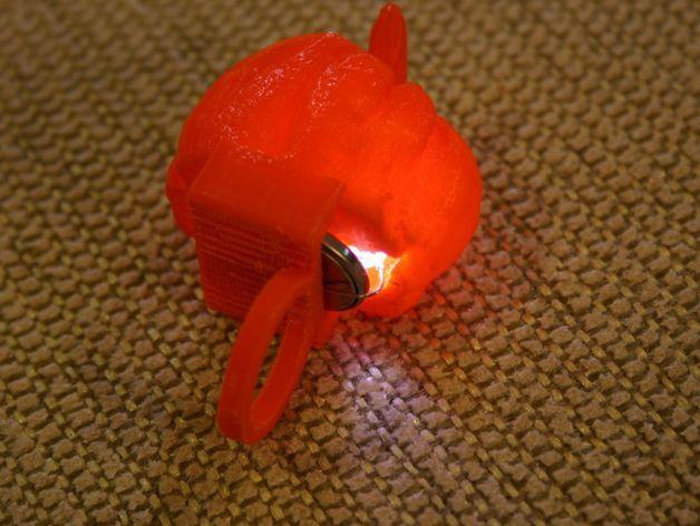 南瓜灯 3D模型  图7