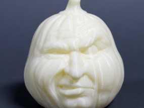 愤怒的南瓜 3D模型