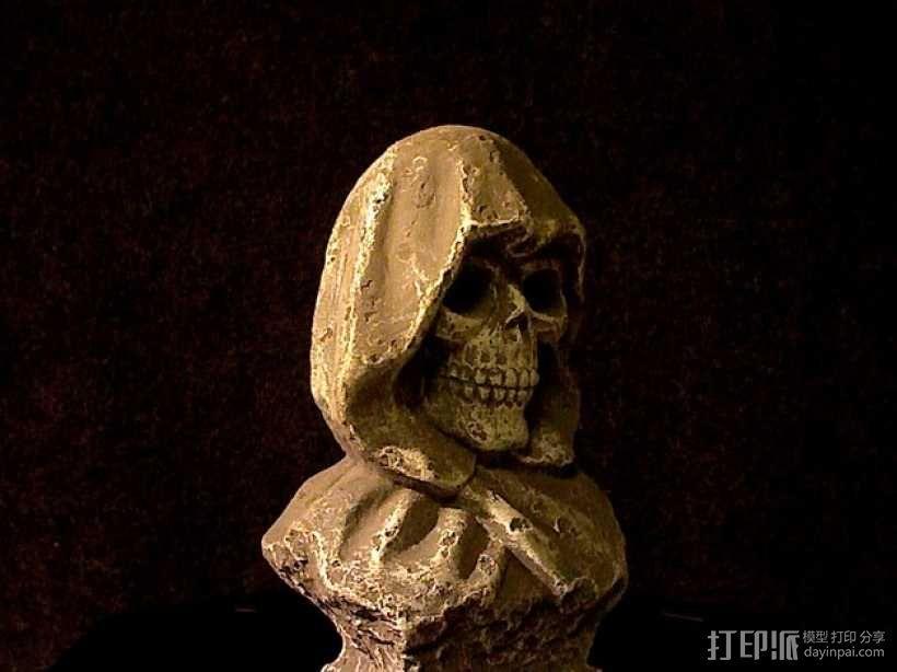 死神 3D模型  图1