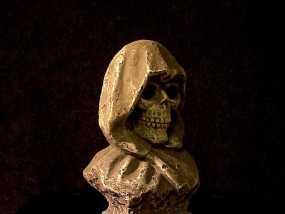 死神 3D模型