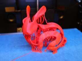 小白兔 3D模型