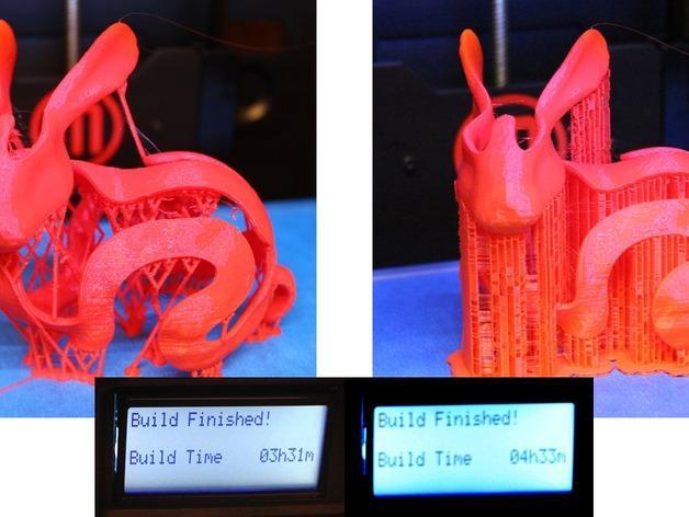 小白兔 3D模型  图3