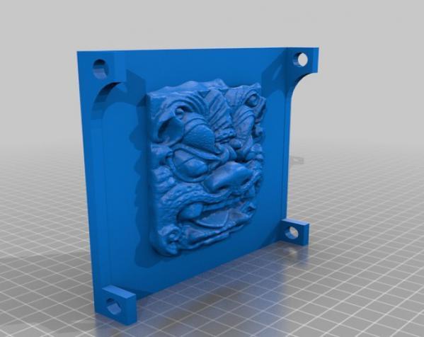 褶式装订本 3D模型  图8