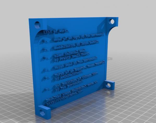 褶式装订本 3D模型  图9
