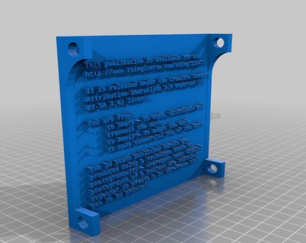 褶式装订本 3D模型  图11