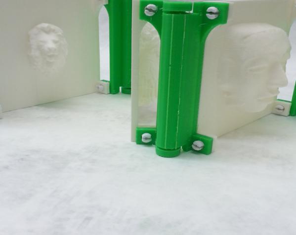 褶式装订本 3D模型  图17
