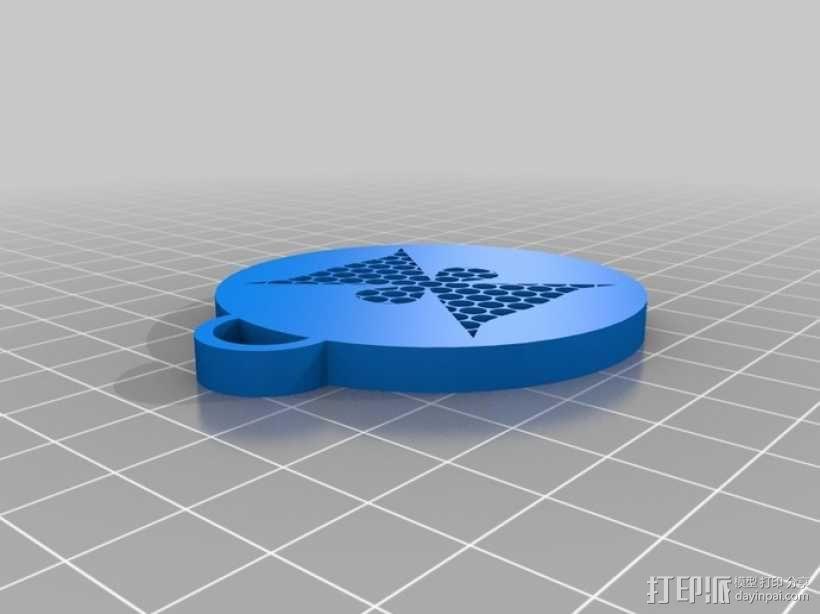 窗饰 3D模型  图3