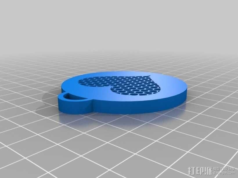 窗饰 3D模型  图7