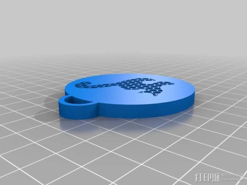 窗饰 3D模型  图11