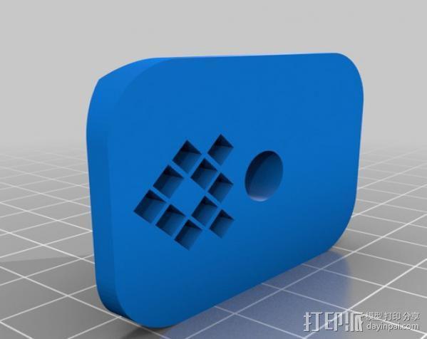 圆珠笔 3D模型  图2