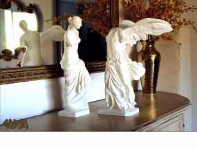 古希腊神话人物雕像 3D模型