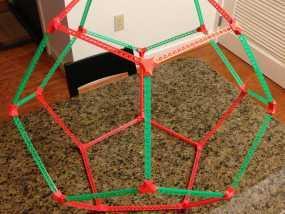 十二面体 3D模型