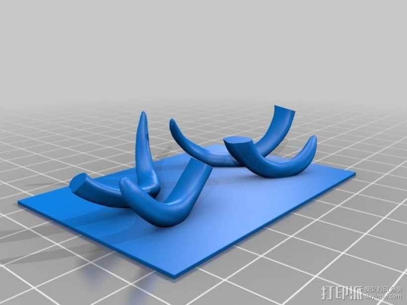吸血鬼雕像 3D模型  图7