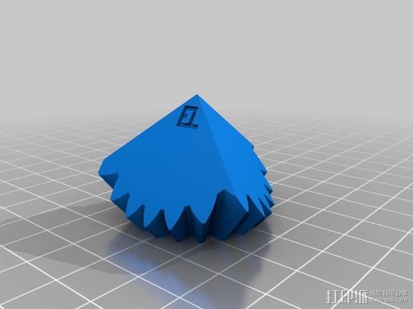 齿轮方块 3D模型  图6