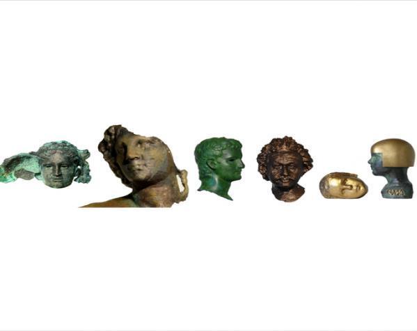 亚历山大大帝 半身像 3D模型  图3
