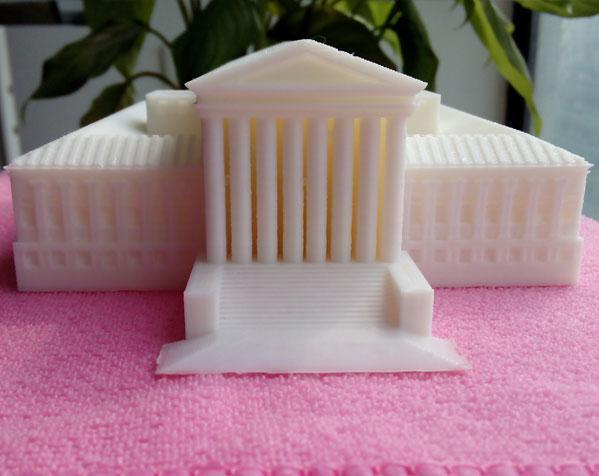 美国最高法院大厦 3D打印制作  图4
