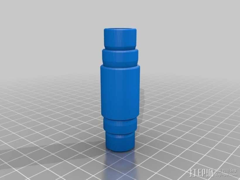 摩天轮 3D模型  图5
