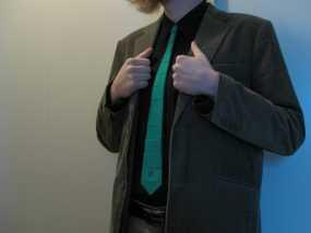 领带 3D模型