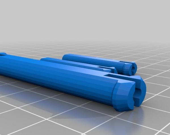 滚动蜗牛玩具 3D模型  图5