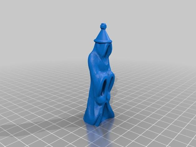 机器人与向导象棋组 3D模型  图6