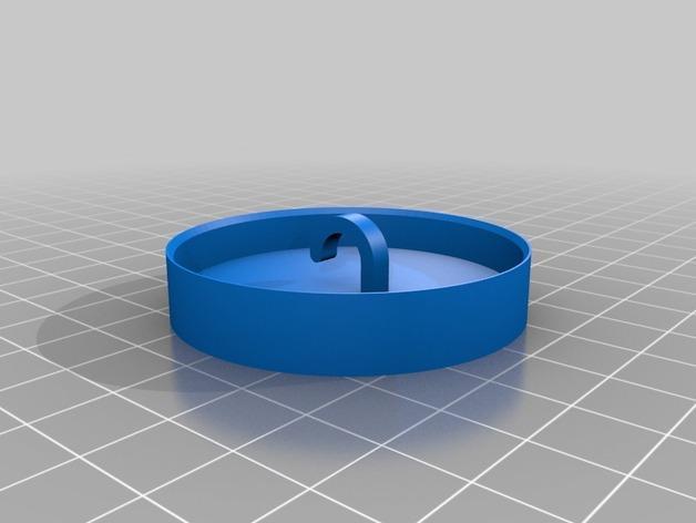 管帽 3D模型  图2