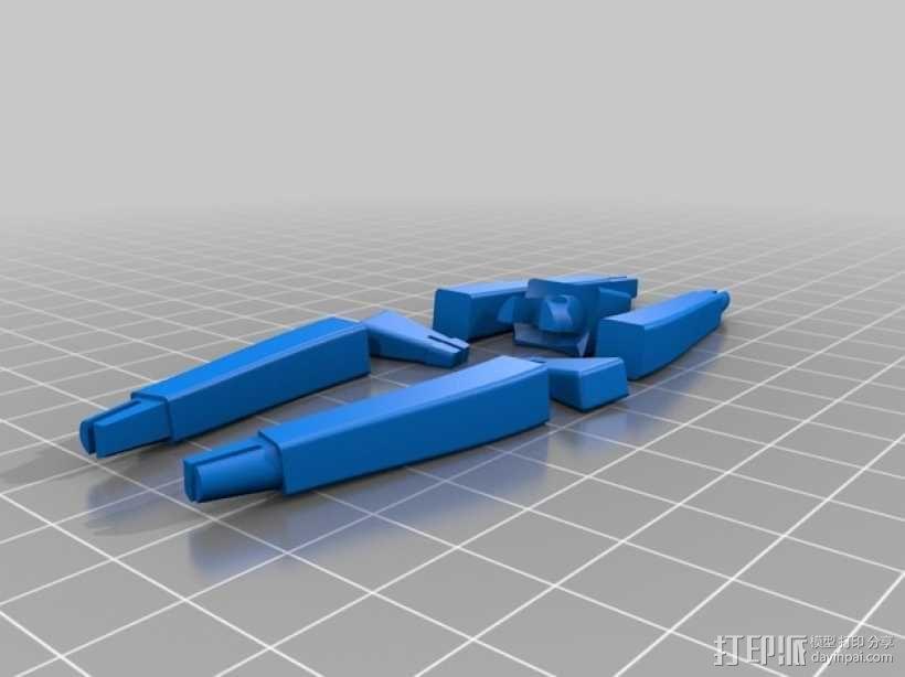 小棉羊 3D模型  图3