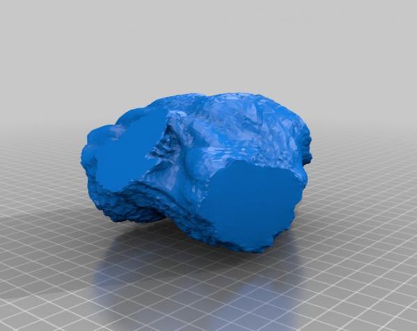 巨魔雕像 3D模型  图9
