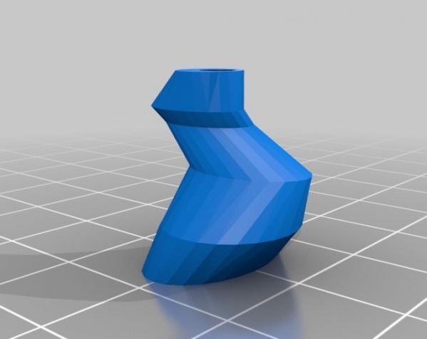 花瓶(婚礼用) 3D模型  图2