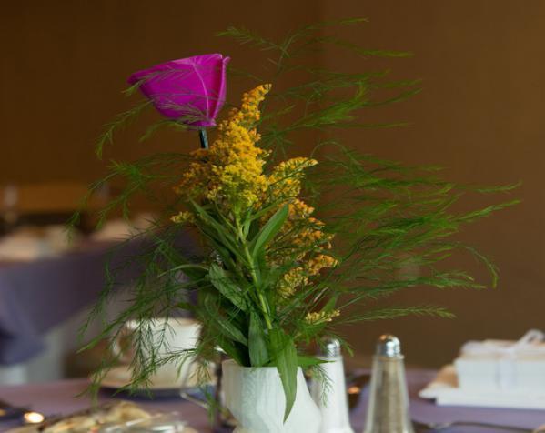 花瓶(婚礼用) 3D模型  图1