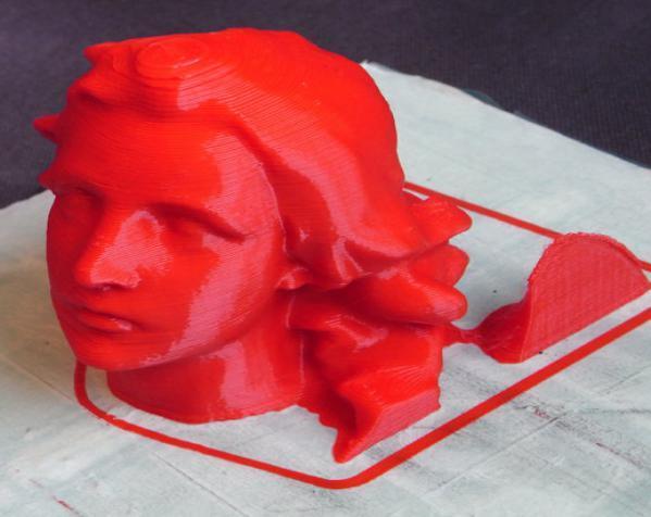 Lucy雕像 3D模型  图4