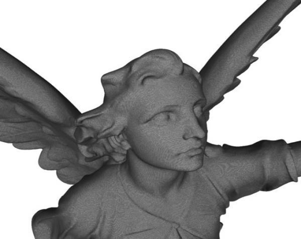 Lucy雕像 3D模型  图8