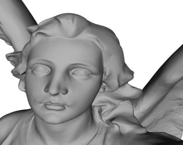 Lucy雕像 3D模型  图6