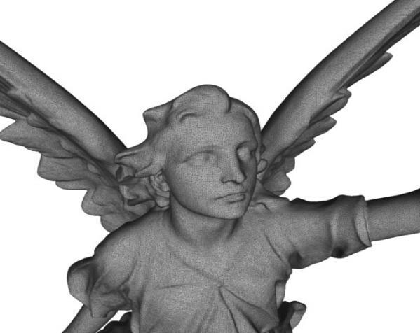 Lucy雕像 3D模型  图9