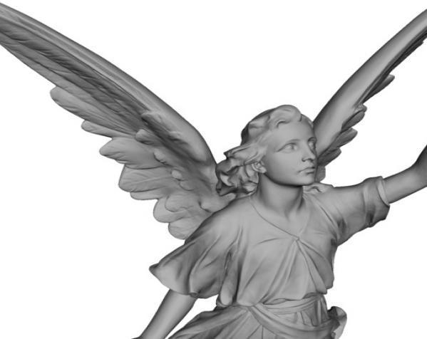 Lucy雕像 3D模型  图5