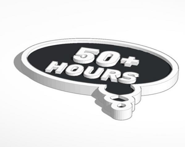 徽章 3D模型  图4