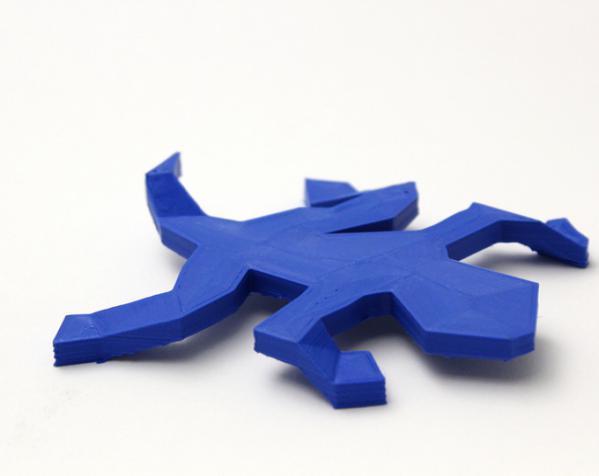 蜥蜴 3D模型  图3