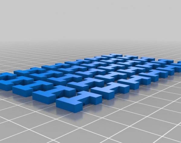 USB圣诞星 3D模型  图4