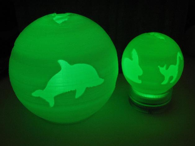 灯饰 3D模型  图1