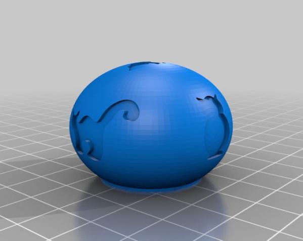 灯饰 3D模型  图3