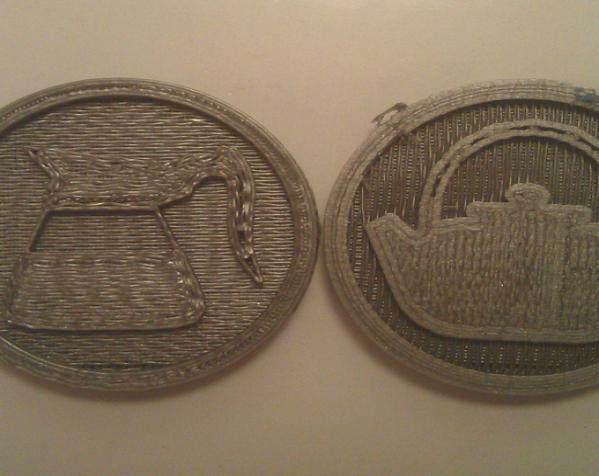 硬币 3D模型  图2