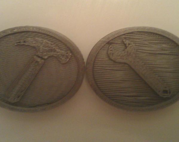 硬币 3D模型  图3