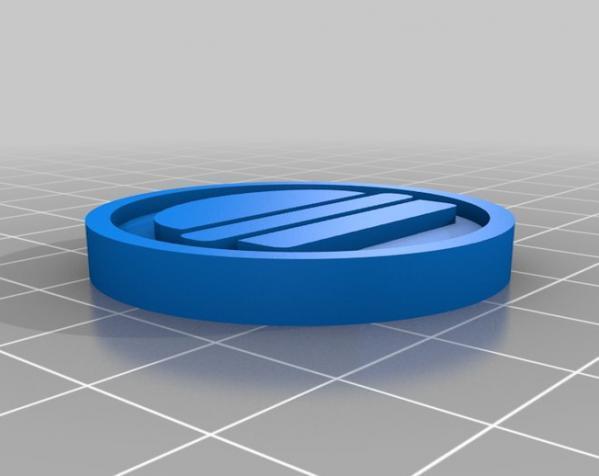 硬币 3D模型  图6