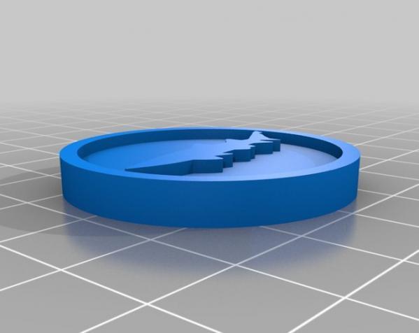 硬币 3D模型  图5
