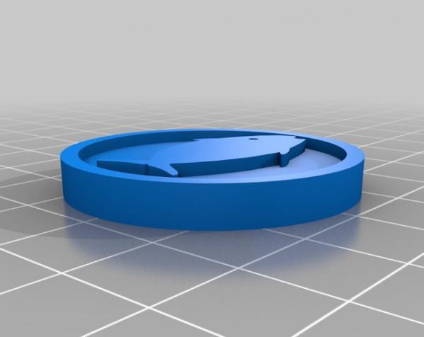 硬币 3D模型  图8