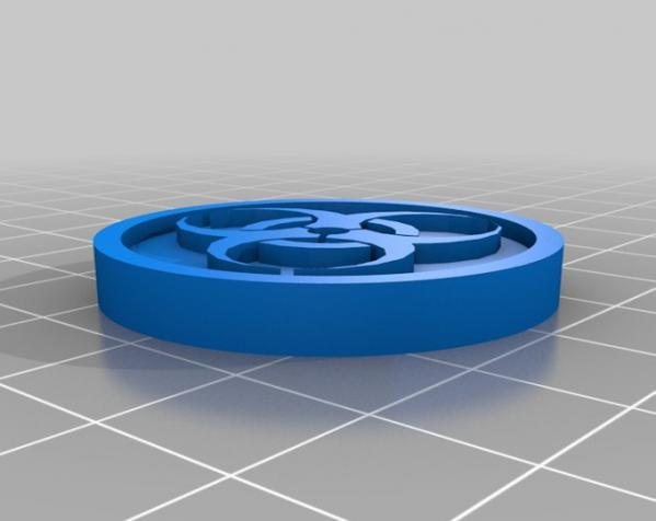 硬币 3D模型  图9