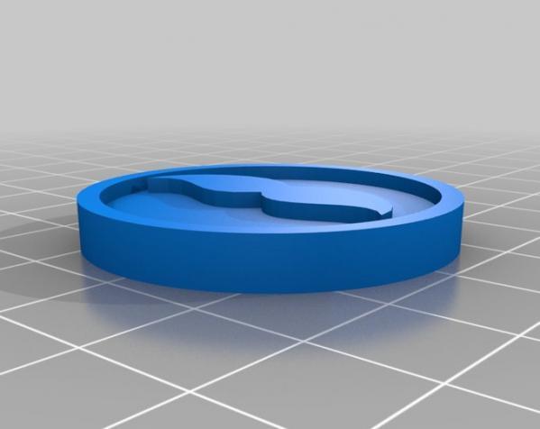 硬币 3D模型  图11