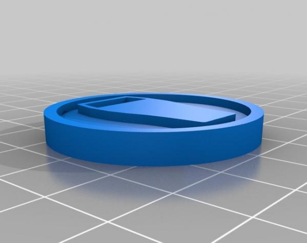 硬币 3D模型  图13