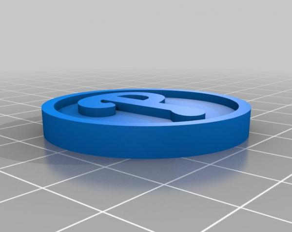 硬币 3D模型  图12